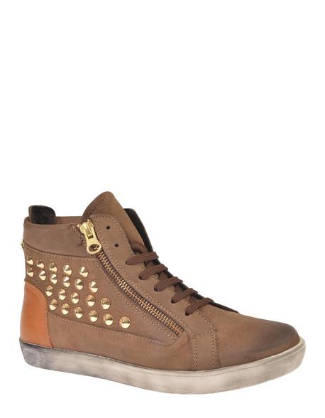 Sneakers cordones